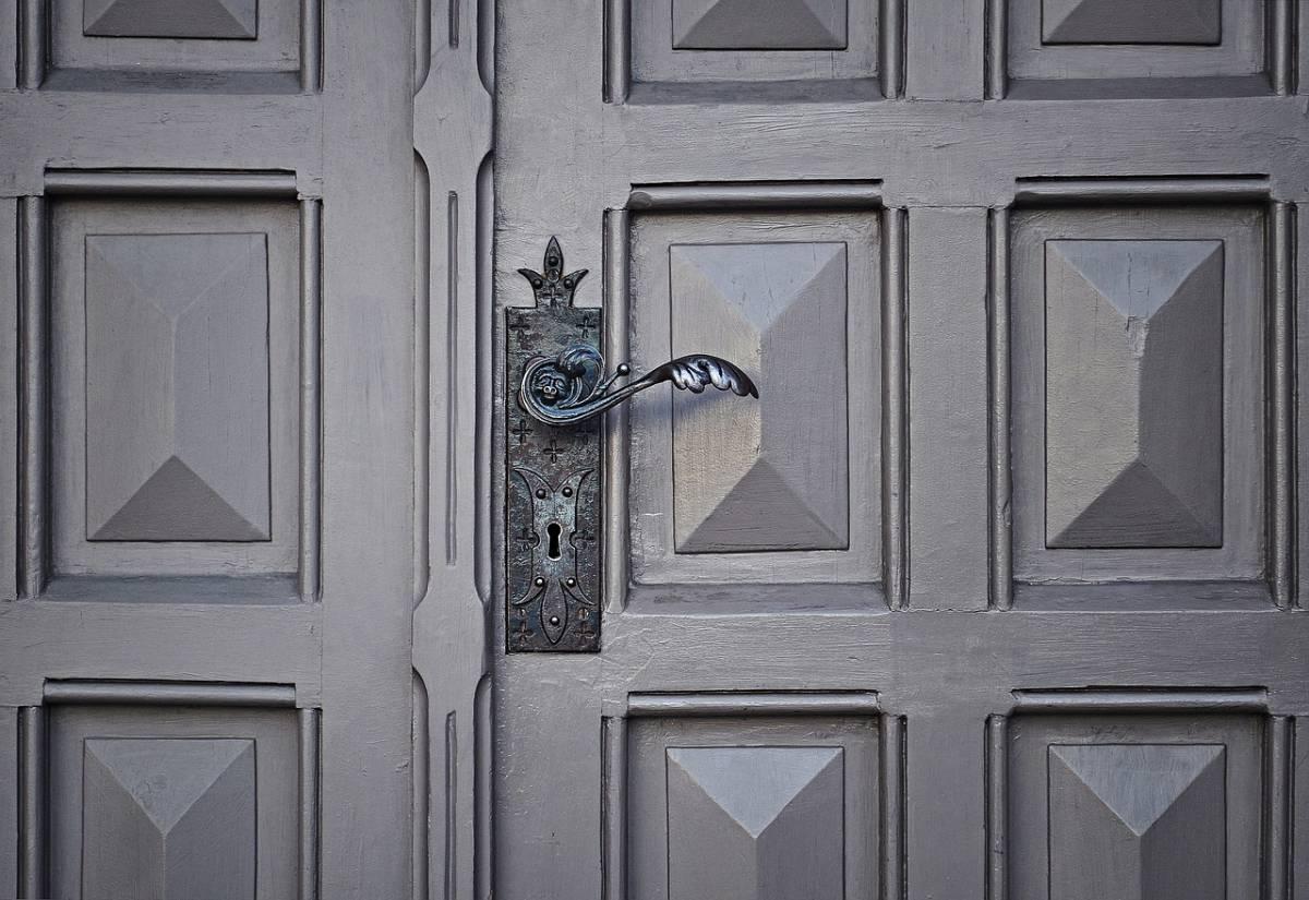 Quelle serrure choisir pour la porte d'entrée ?